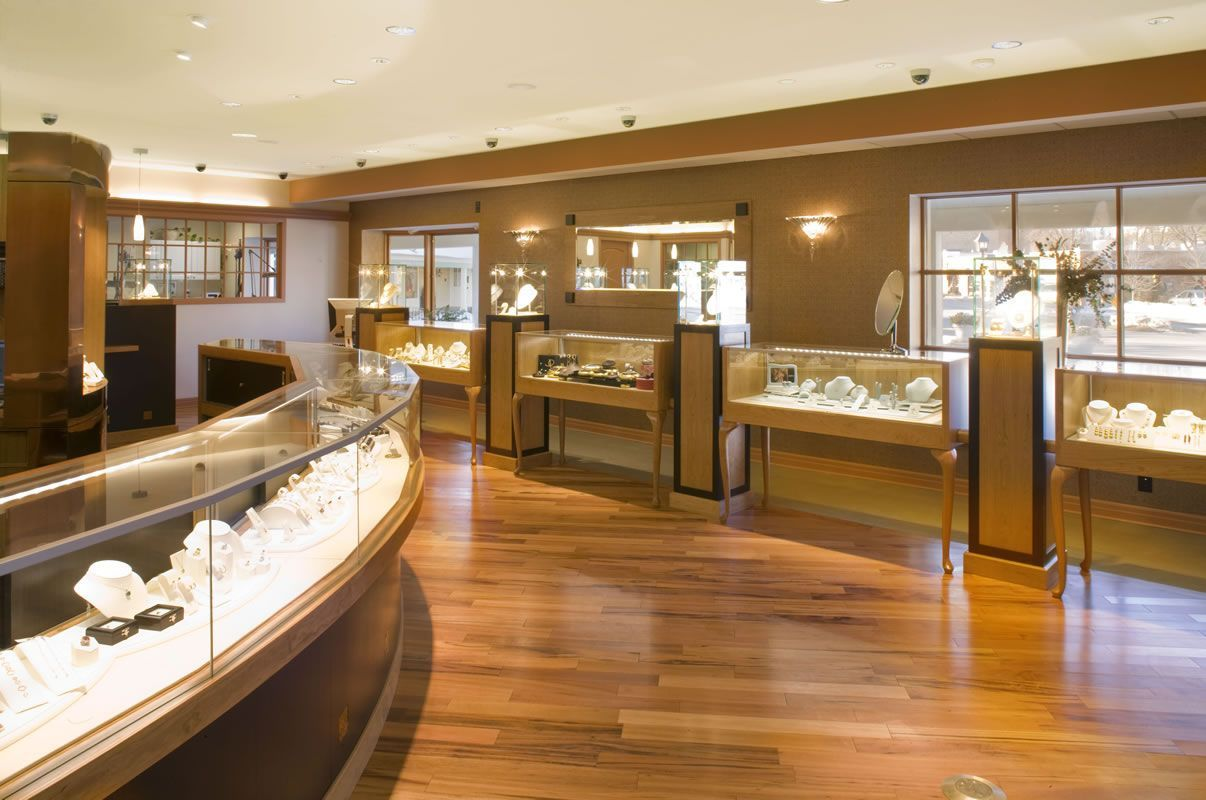 Luxury Communications The Three Factors Of Visual Merchandising Jewelry Store