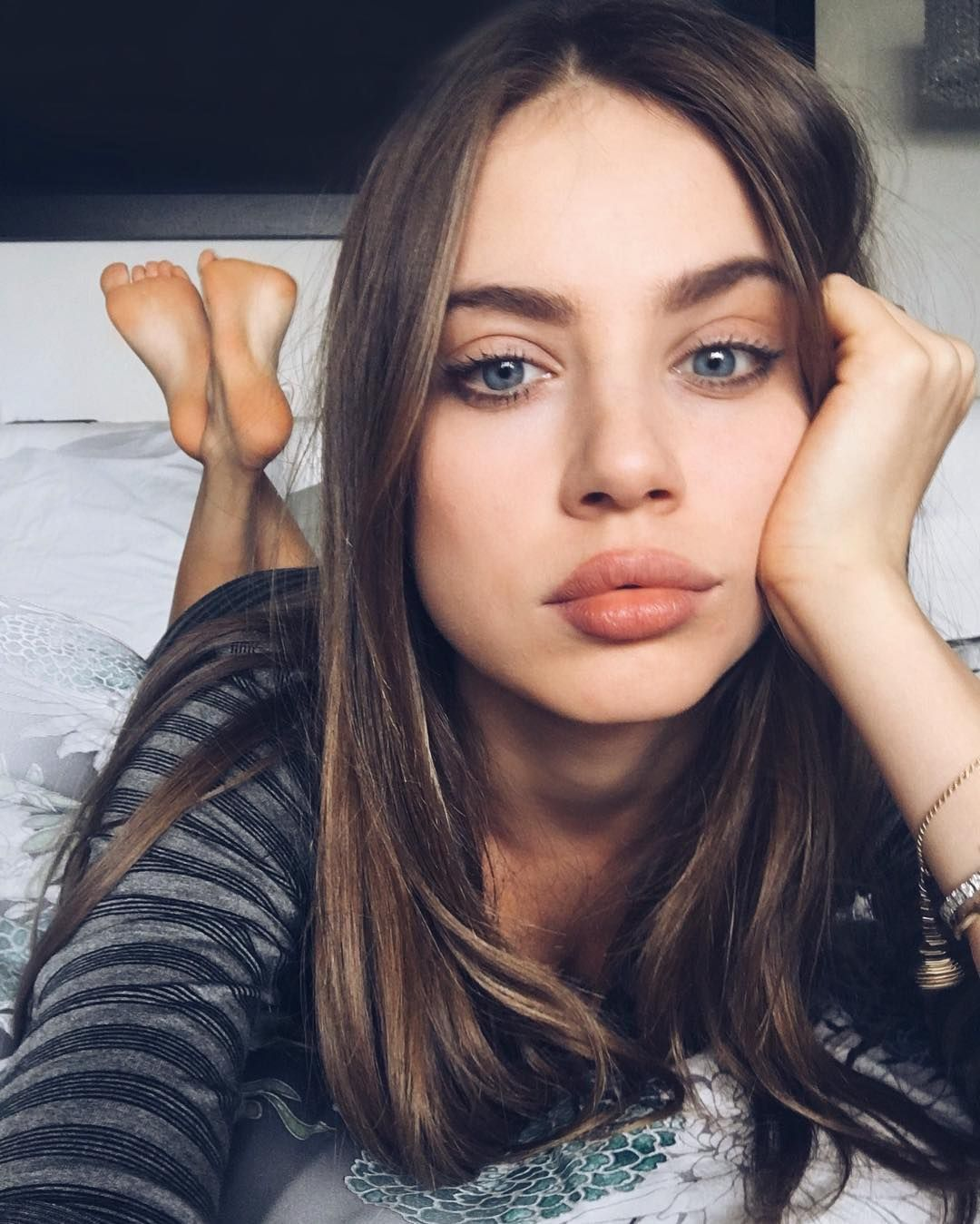 Feet Xenia Tchoumitcheva nude photos 2019