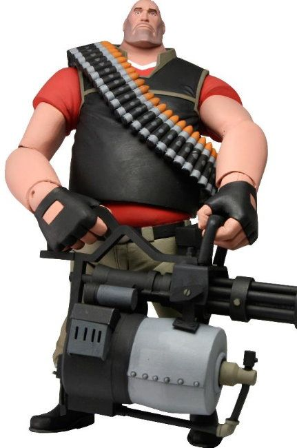 Team Fortress 2 Heavy cosplay costume - CSddlink cosplay