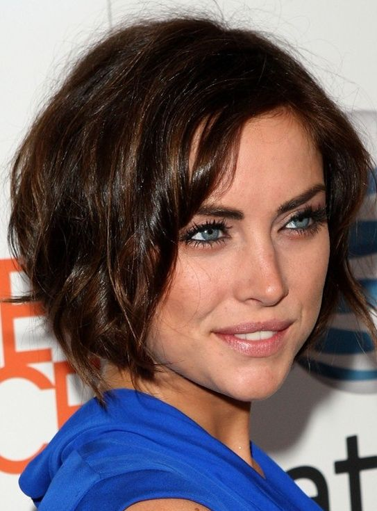 Stupendous 1000 Images About Short Hair Envy On Pinterest Bobs Short Wavy Short Hairstyles Gunalazisus