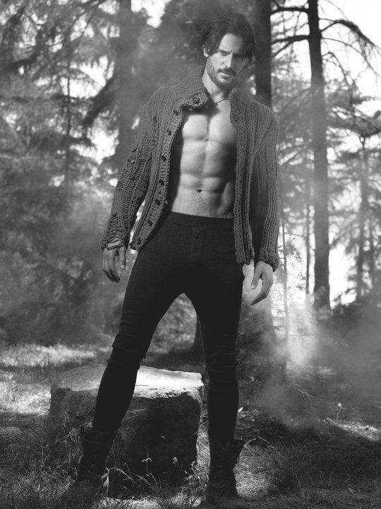 Joe Manganiello photo from True Blood.