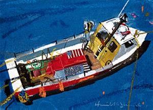 FISHING BOAT ST MONANS  http://www.hamish-macdonald.com