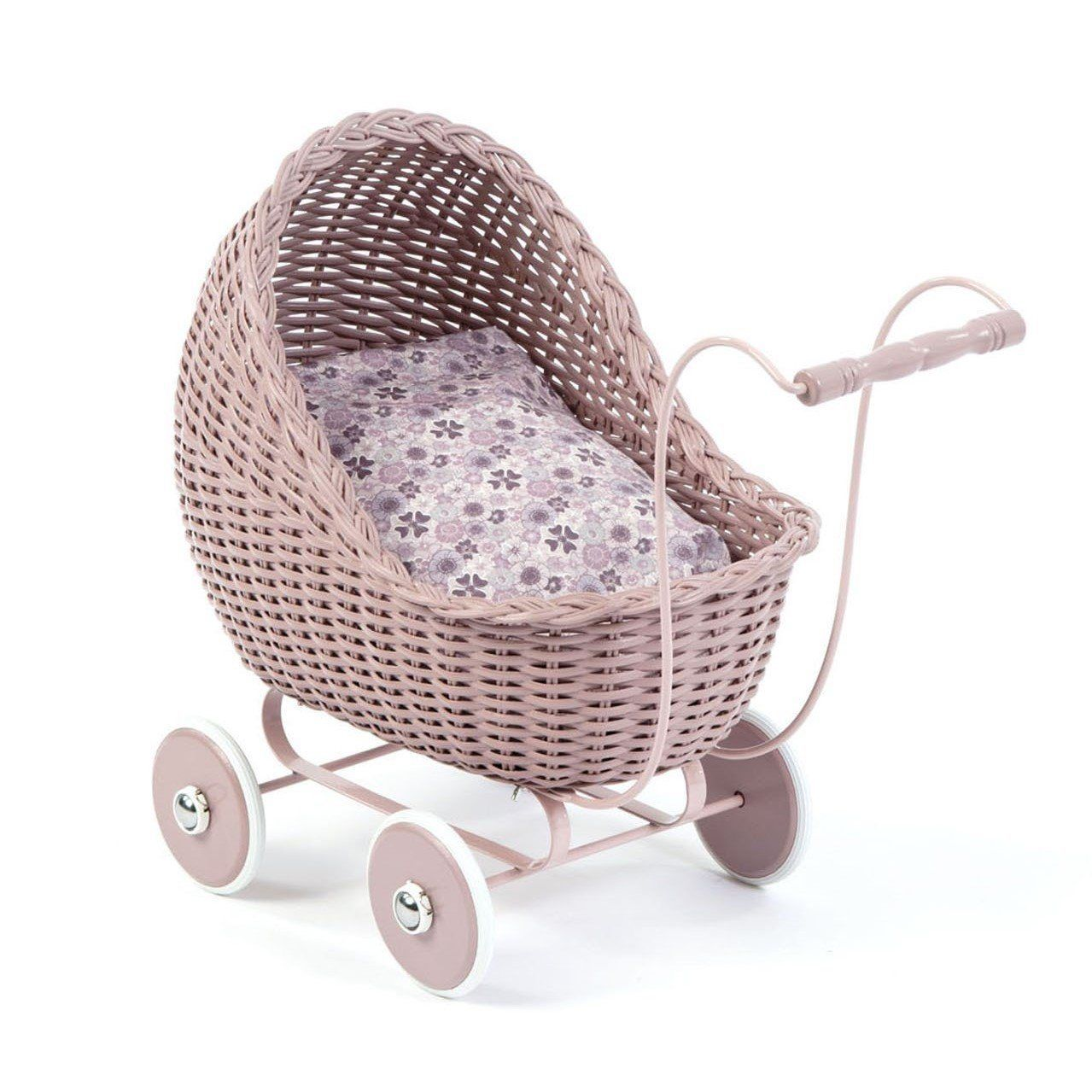Smallstuff Doll Pram Powder Dolls prams, Doll beds