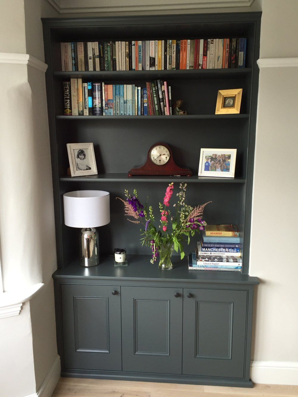 Good Colour For Living Room Shelving