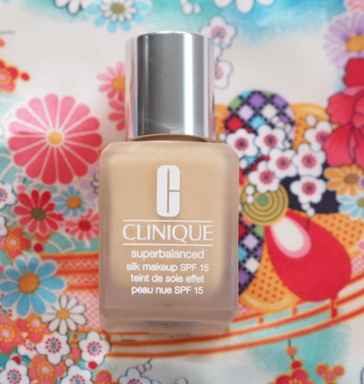 Clinique Superbalanced Silk Makeup SPF15 Makeup needs