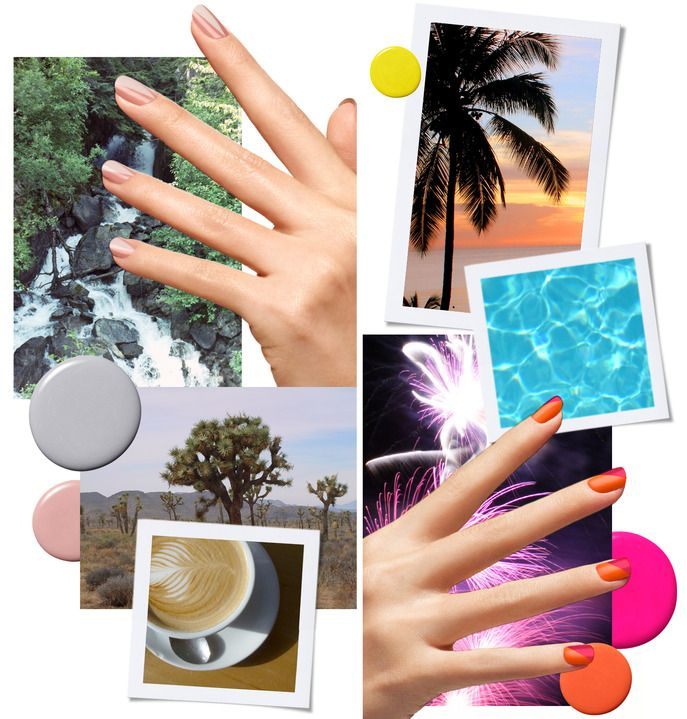 Sephora Glossy / QUIZ: WHAT'S YOUR SUMMER NAIL LOOK