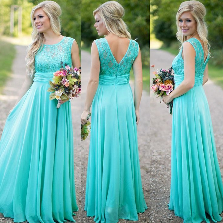 There S An Ideal Dress Out For Every Bridesmaid No Matter Her Form And Size Ll Be Sky Water Sun You Would Like Extremely Pleasa