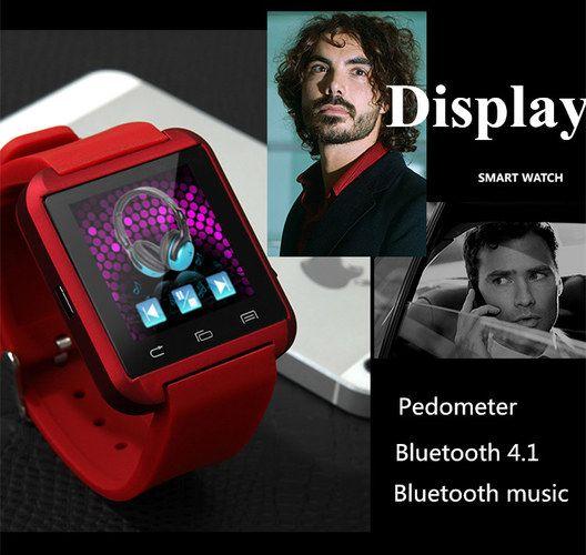 Smartwatch Fashion USB Bluetooth Watch. Starting at 5