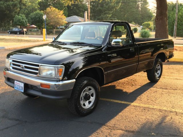 1994 Toyota T100 Regular Cab Long Bed Cars Pinterest Toyota