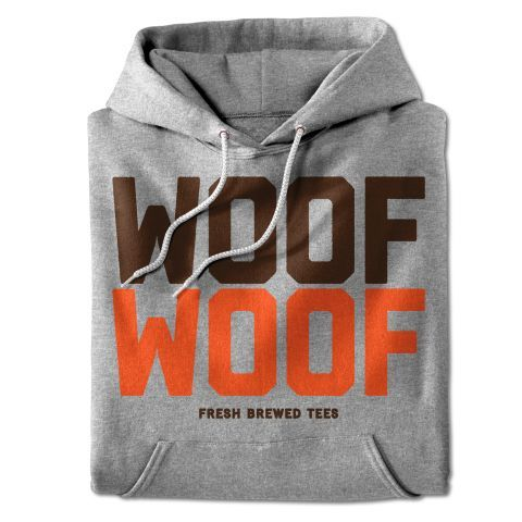 26eacc27 Woof Woof Hoodie #Cleveland #Football #Browns #Ohio #Woof ...