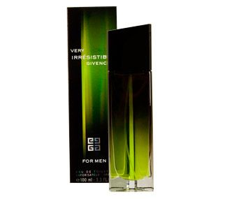 Mens Cologne Very Irresistible For Men By Givenchy Eau De