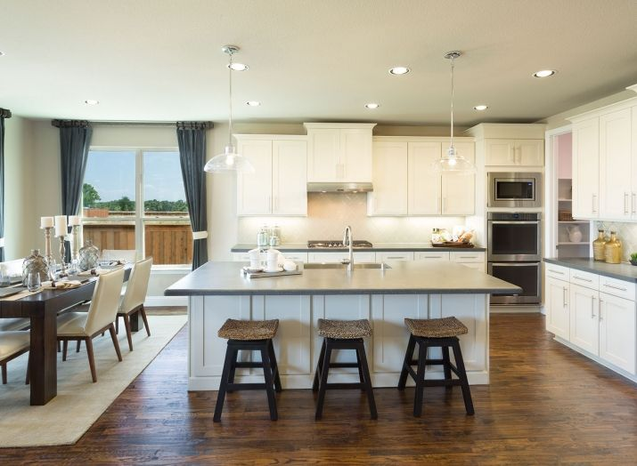Best Eat At Kitchen Island And Casual Dining Spaces Make This 400 x 300