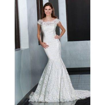 DaVinci Bridal 50195 - Bridal Closet - Salt Lake Bridal Store ...
