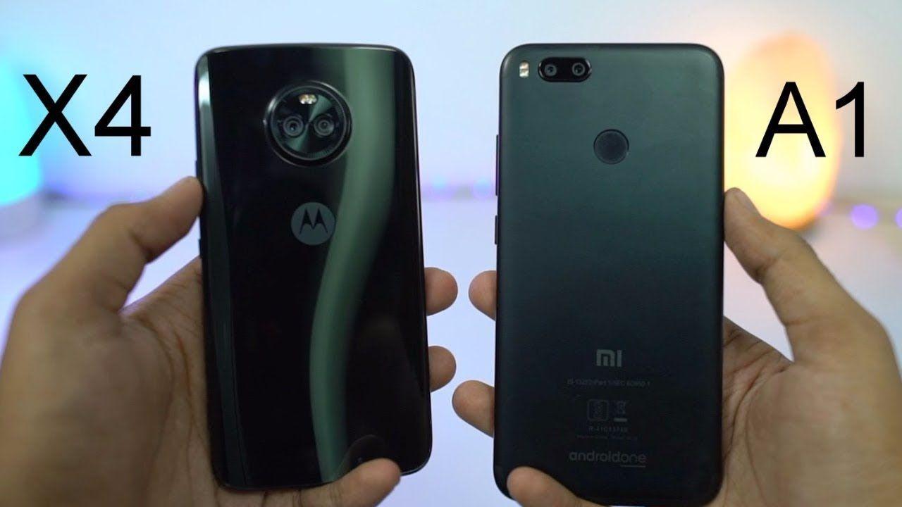 Moto X4 Vs Xiaomi Mi A1 2018   Xiaomi   Software development