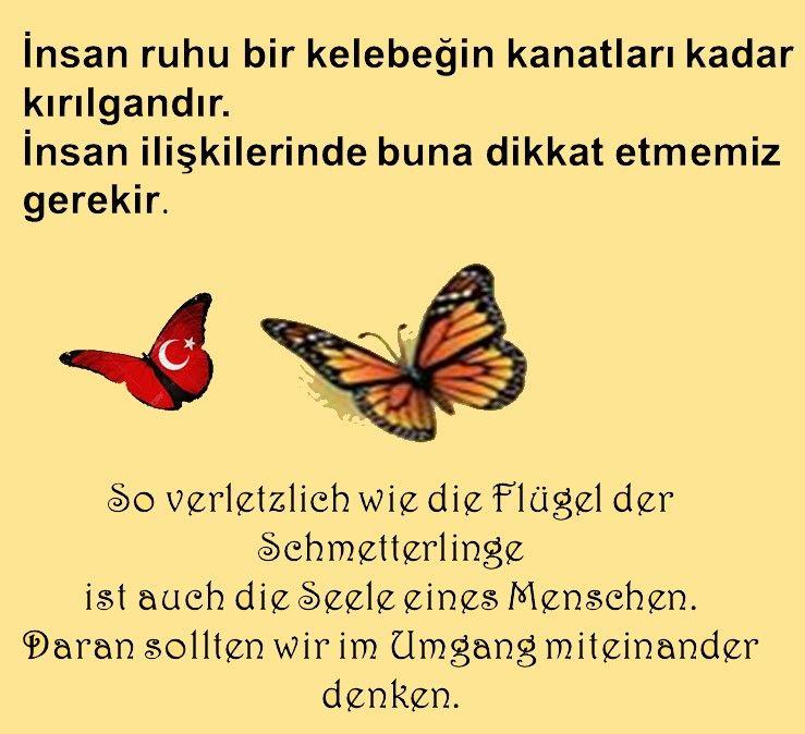 Mit deutscher übersetzung türkische liebessprüche Türkisch deutsch