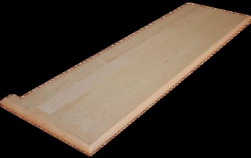 Best Hard Maple Stair Tread Wood Stair Treads Hardwood Stair 400 x 300