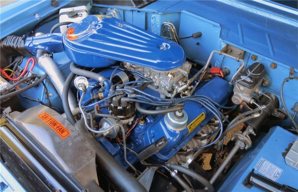 1974 Ford Bronco Suv Engine 138316 Ford Bronco Bronco Classic Bronco