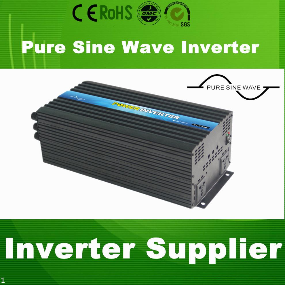 Ce Sgs Rohs Approved Power Inverter 3000w 24volt To 220volt Pure Sine Wave Inversor With Images Cool Things To Buy Sine Wave Pure Products
