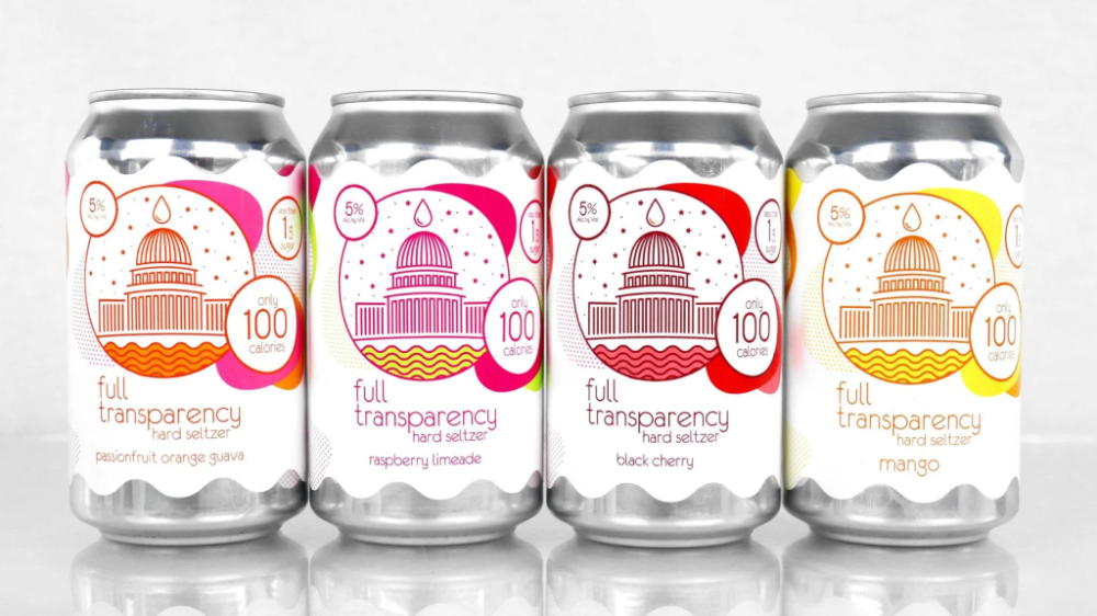 How Does Dc Brau S New Hard Seltzer Compare To White Claw And Truly Hard Seltzer Black Cherry Seltzer Seltzer