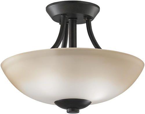 15 tannery bronze amelia 2 light semi flush mount at menards possibility · indoor lightsbig
