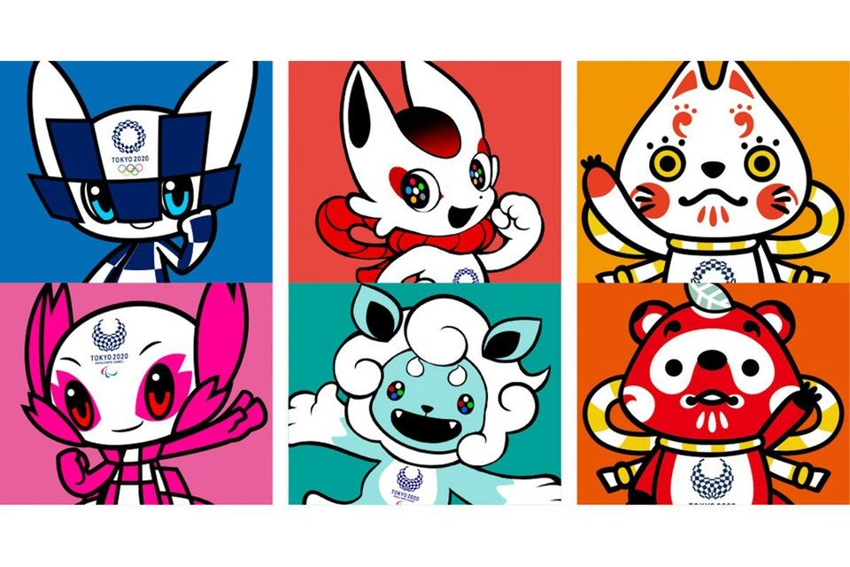 Watch the Potential 2020 Tokyo Olympic Games Mascots in