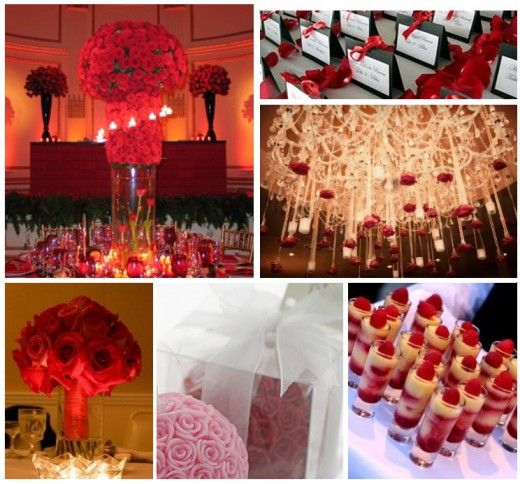 Rose centerpieces for weddings 4 cute wedding ideas pinterest my top 30 wedding theme ideas junglespirit Choice Image