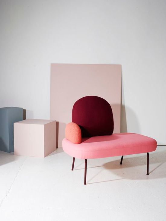 10 INSPIRATIONS FOR A PINK SOFA ⎬PROJECT INSIDE | Interiors, Pink Sofa And  Minimalist Interior