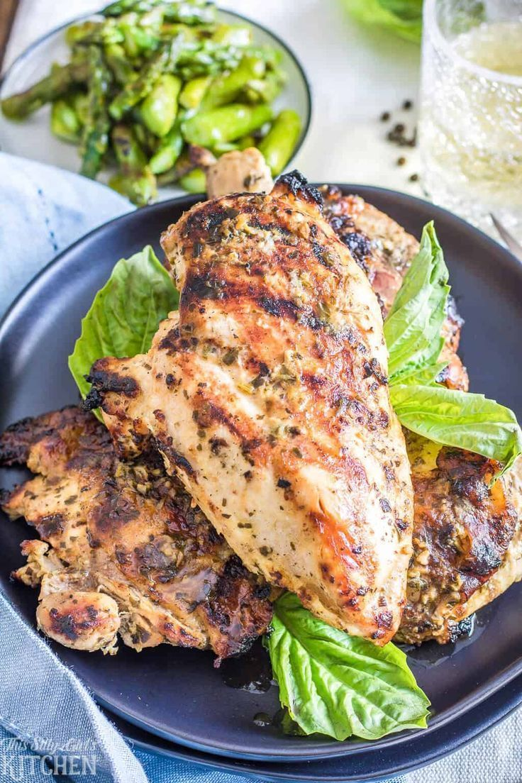 All-Purpose Pesto Chicken All-Purpose Pesto Chicken, an amazing pesto marinade for grilled chicken, a perfect addition to salads, pasta, and more! #recipe from thissillygirlskitchen.com #pestochicken #chicken #grilledchicken #chickenmarinade #pestomarinade #grilledchickenparmesan All-Purpose Pesto Chicken All-Purpose Pesto Chicken, an amazing pesto marinade for grilled chicken, a perfect addition to salads, pasta, and more! #recipe from thissillygirlskitchen.com #pestochicken #chicken #grilledch #grilledchickenparmesan