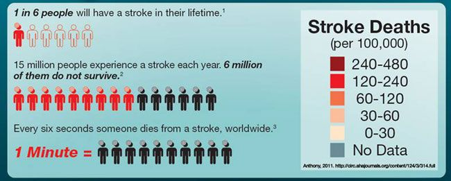 World Stroke Day Teaches Prevention Treatment Video World Stroke Day Stroke Prevention Prevention