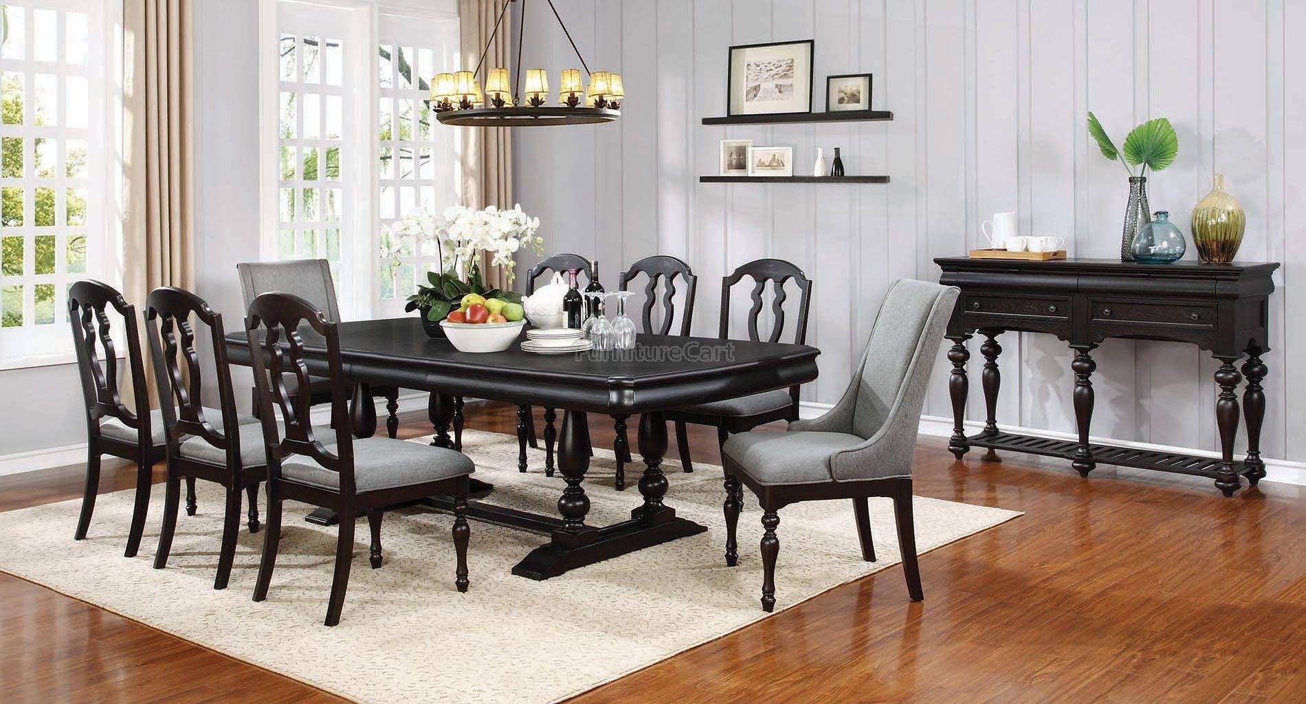 Leon Dining Room Set Dining Room Furniture Sets Dining Room Sets Dining Room Chairs