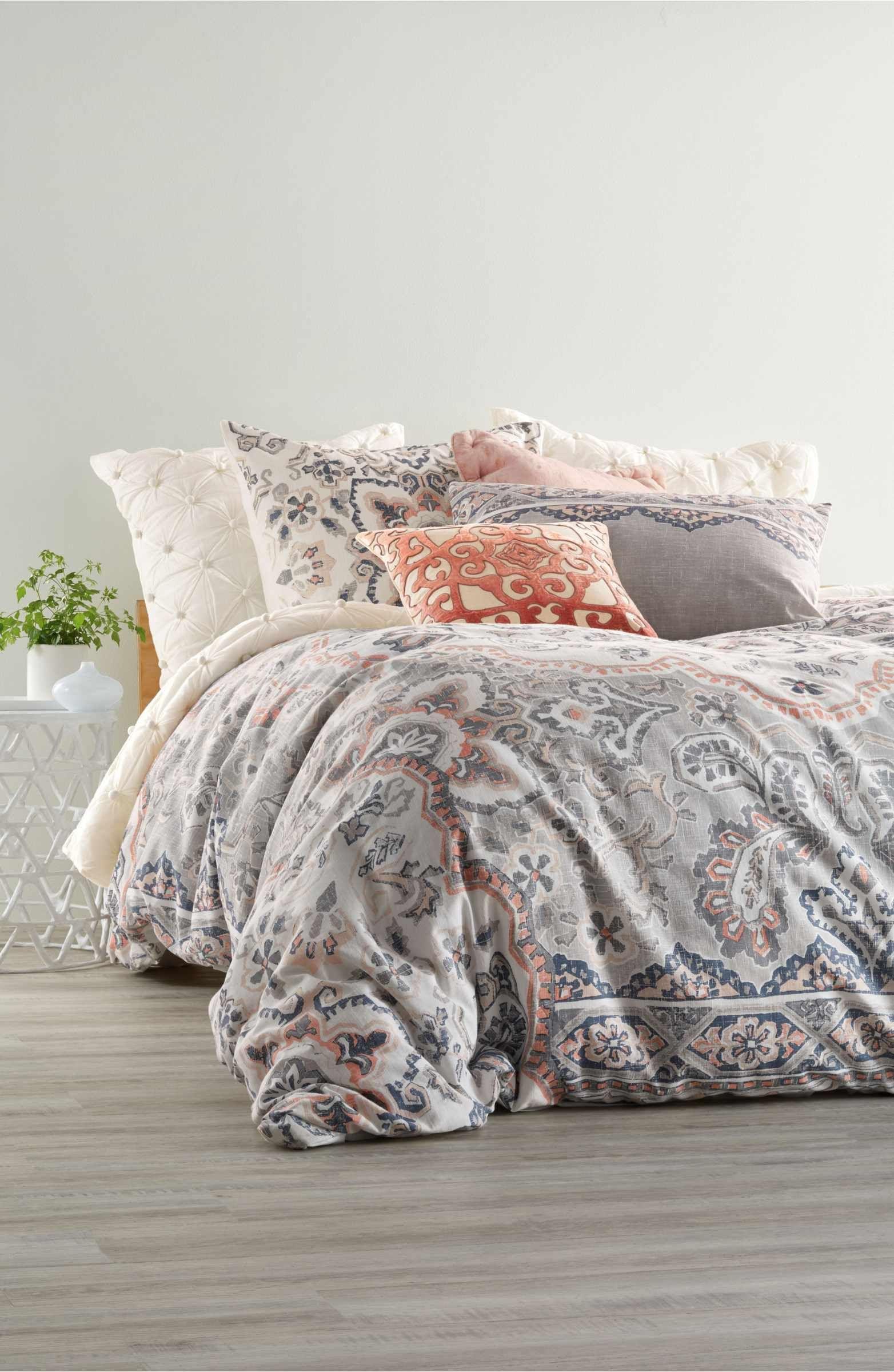 At Home Lilah Duvet Cover Bedroom Design Inspiration