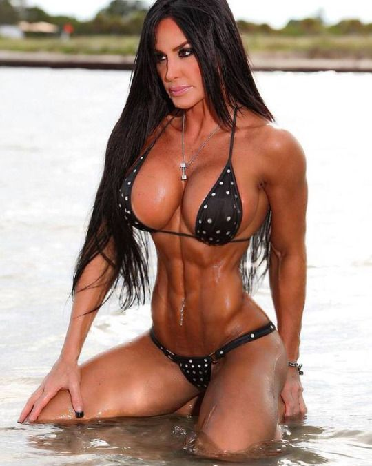 fitness female models pussies