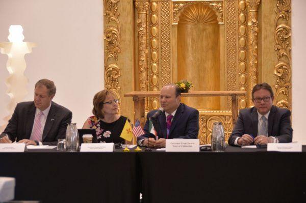 POSITIVOS AVANCES EN SEGURIDAD Y OTROS RUBROS DE LA COMISIÓN CHIHUAHUA-NUEVO MÉXICO
