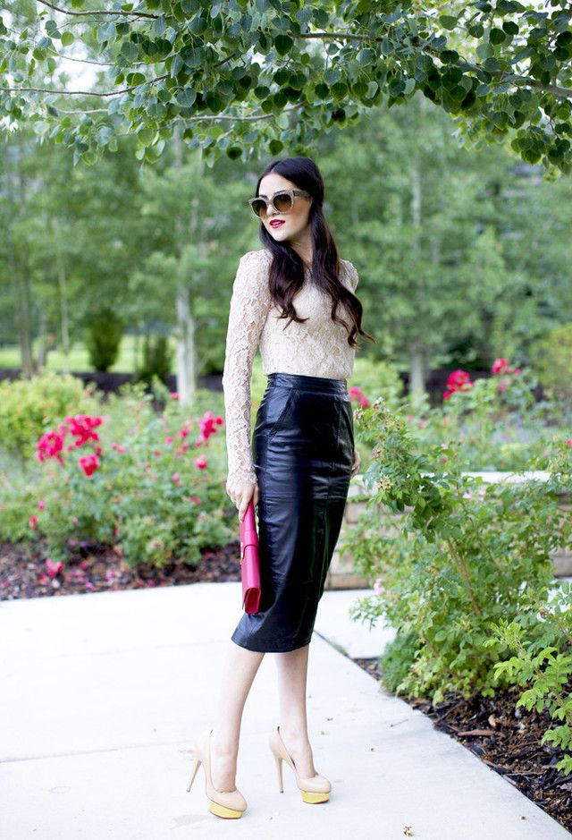 Make Pencil Skirts Your Style Of The Season - Fashion Diva Design