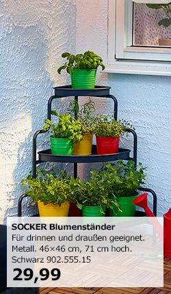 Photo of Balkong- og gartenaccessoires – IKEA Deutschland