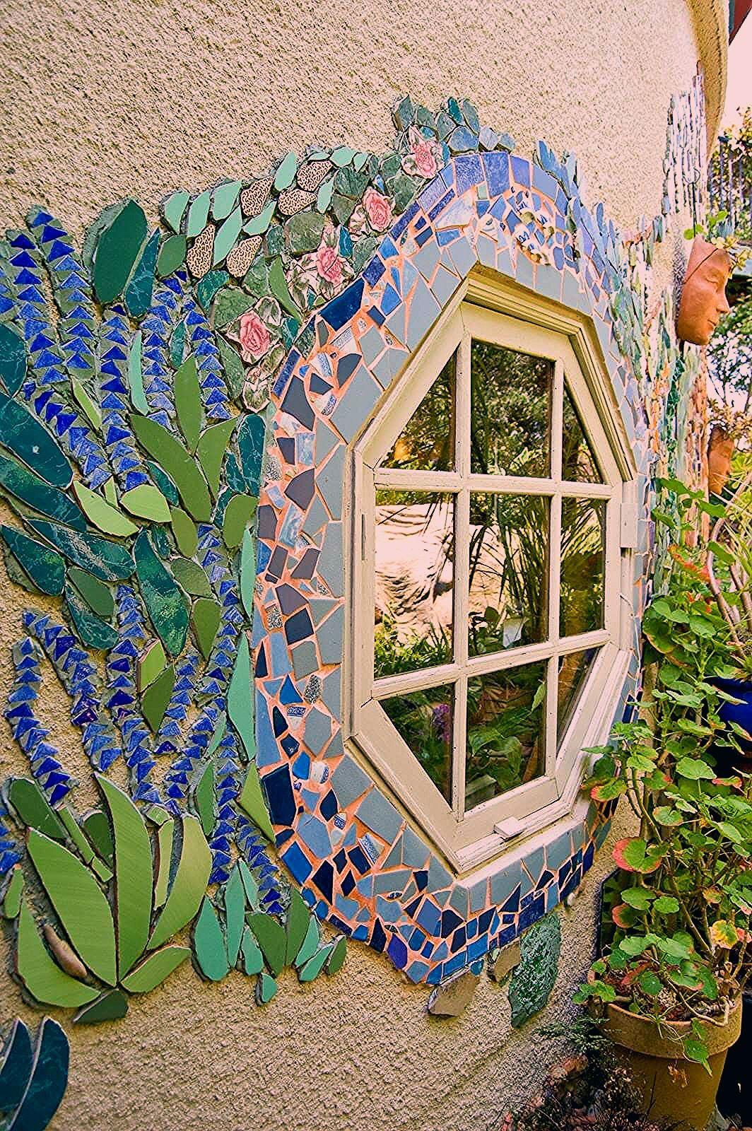 Photo of 28 Hübsche DIY Mosaikdekorationen für Ihren Garten – Hause Dekore