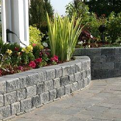 Image result for garden wall blocks fencing pinterest fences image result for garden wall blocks workwithnaturefo