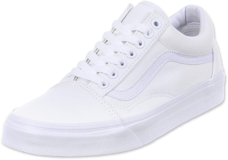 Vans Old Skool Shoes White Vans Old Skool Vans Girls Vans