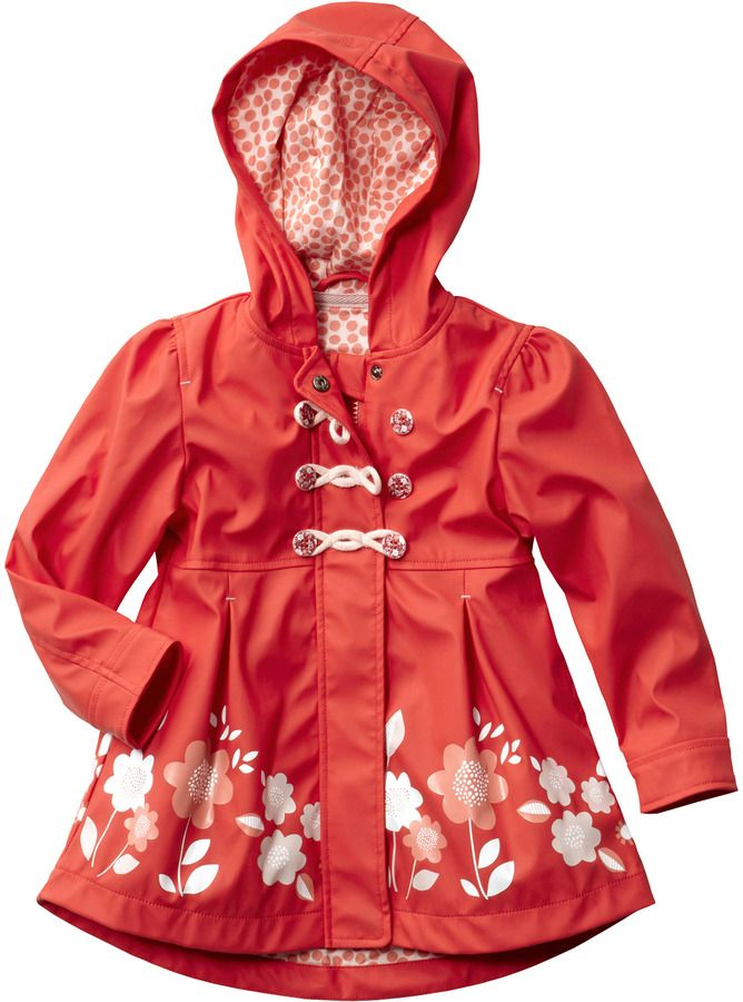 13a0d8679 Girl's Waterproof Raincoat on shopstyle.co.uk   Little boy and ...