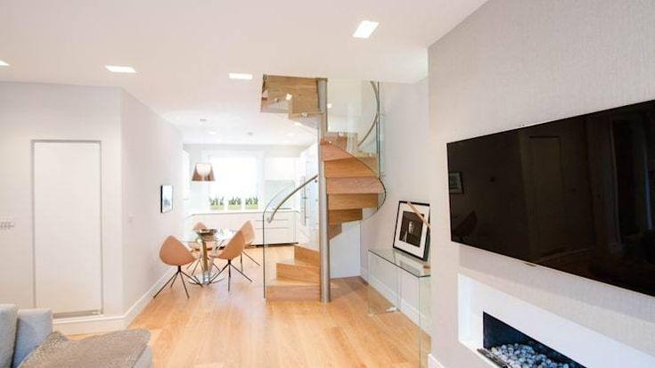 74 Modern Spiral Stairs Design Ideas Will Make Amazed – Trend Home