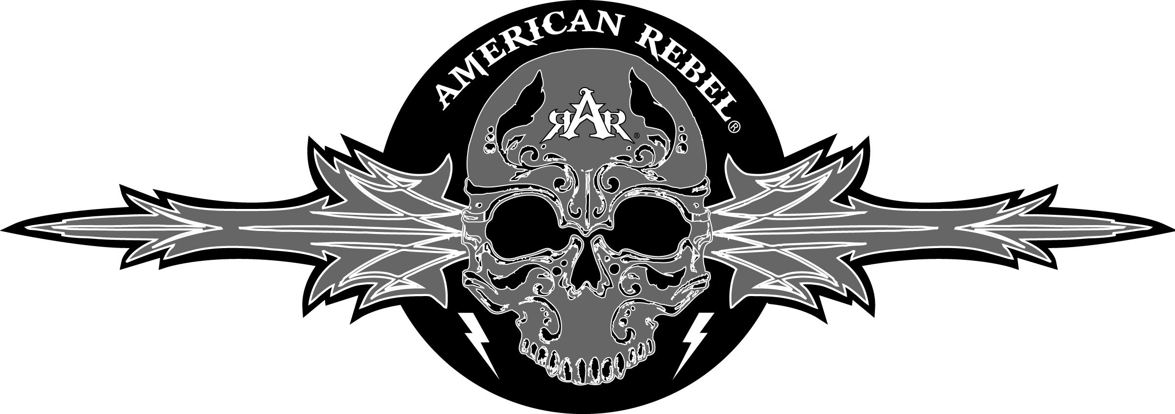 9inch bumper #sticker #decal car,truck or windshield #skull #motorcycle #