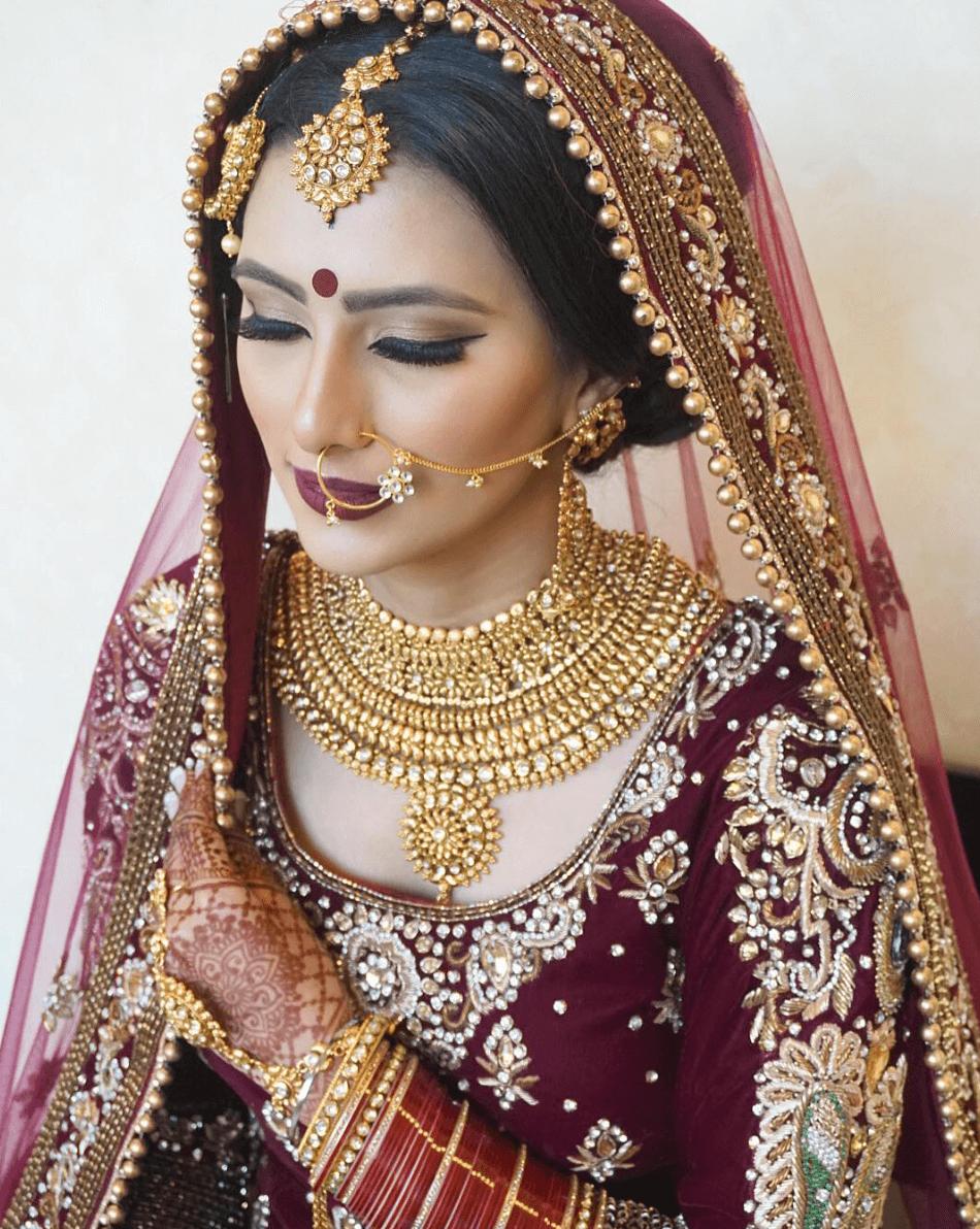 indian bridal makeup tips / latest bridal makeup ideas 2018