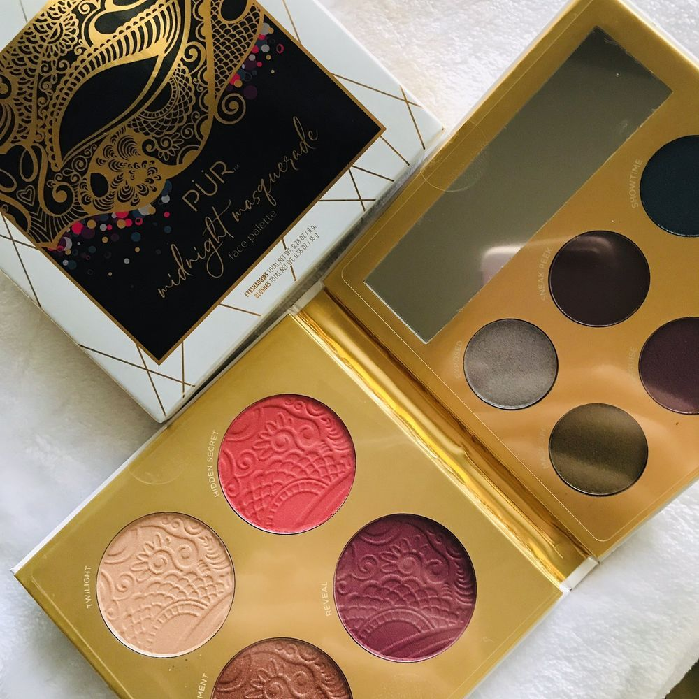 Details about Pur Midnight Mascarade Palette LIMITED