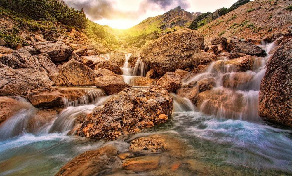 البوم ومجموعة كاملة ومميزة من خلفيات كمبيوتر مختارة بجودة عالية جدا Hd Nature Wallpapers Waterfall Waterfall Photography