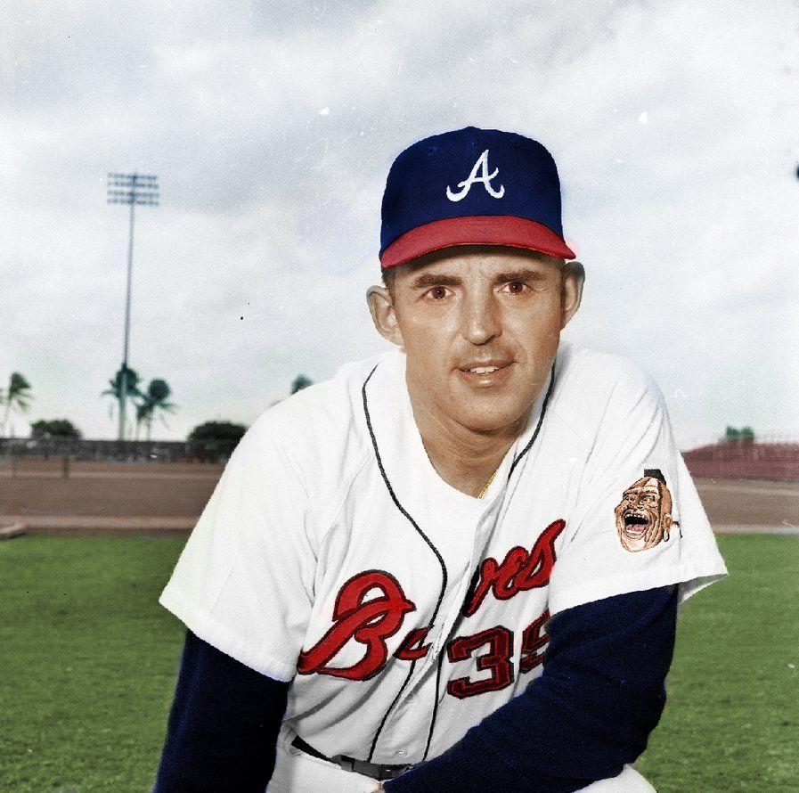 Frank Thomas Atlanta Braves Atlanta Braves