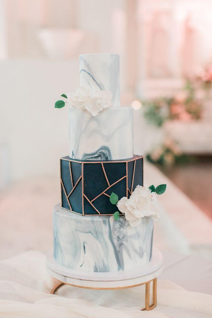 Modern & Elegant Spring Wedding at Vibiana in Los Angeles