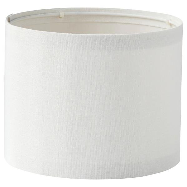 RINGSTA Pantalla para lámpara, blanco, 19 cm IKEA en 2020