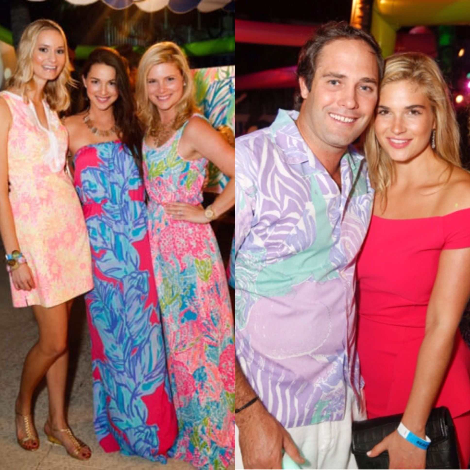 lilly pulitzer palm beach beach bash | lilly blog | pinterest