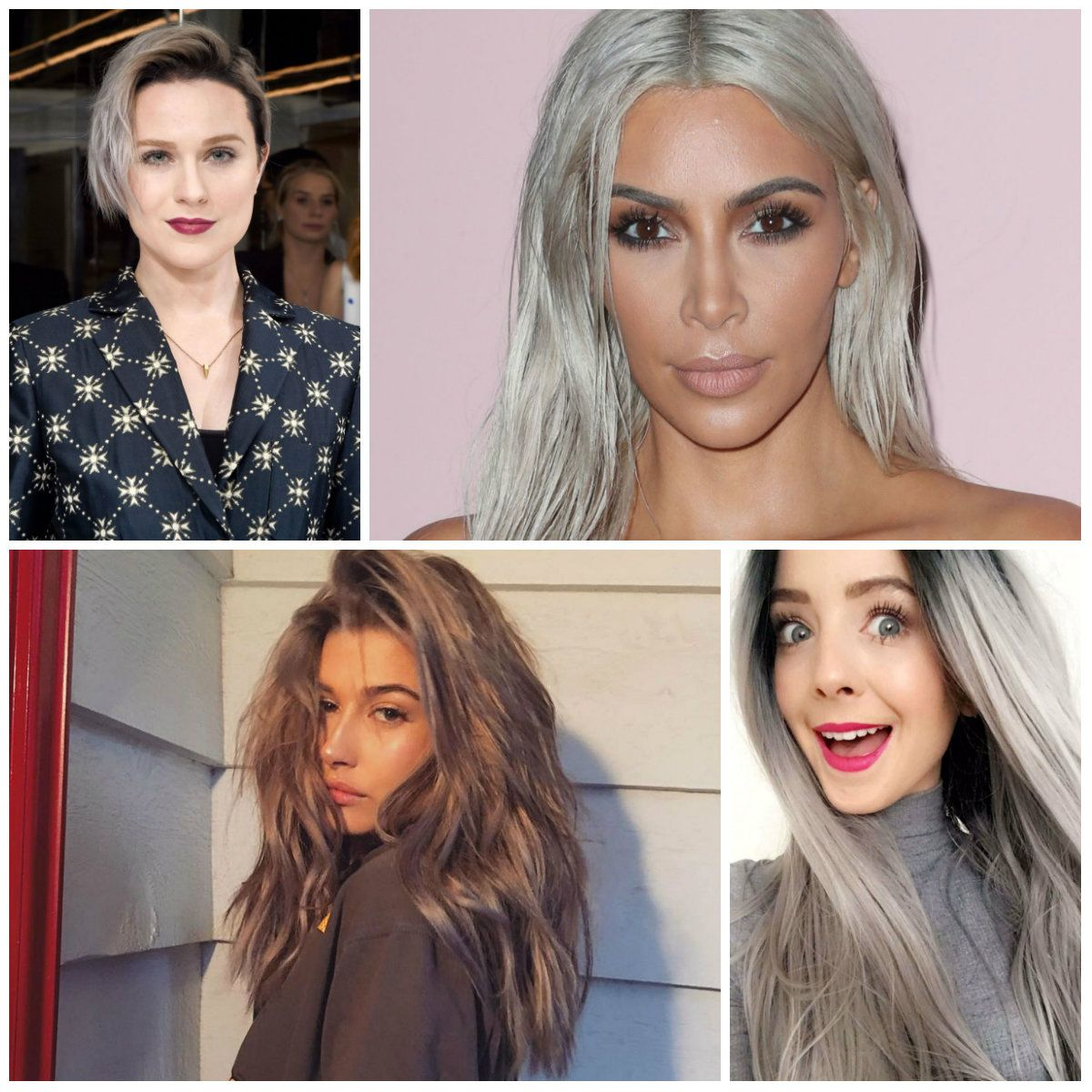 Hair Color For Grey Hair Best New Hair Color Check More At Http
