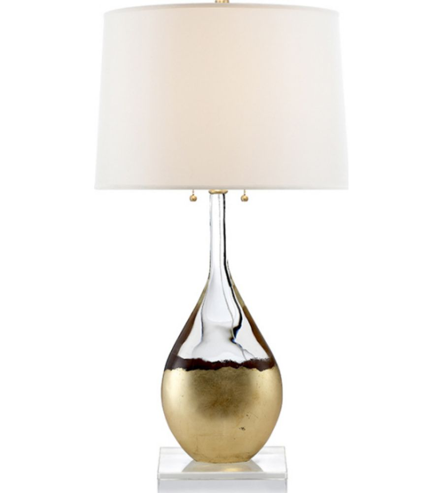 Gallery 1 margin auto gallery 1 llery item float left visual comfort suzanne kasler table lamps juliette table lamp in crystal and gild with silk shade geotapseo Gallery